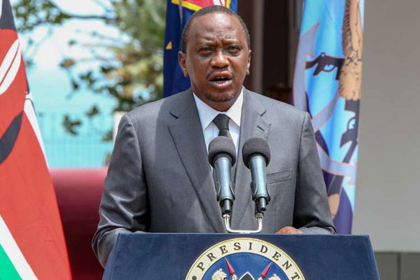 Kenya's president Uhuru Kenyatta reshuffles Cabinet after ...