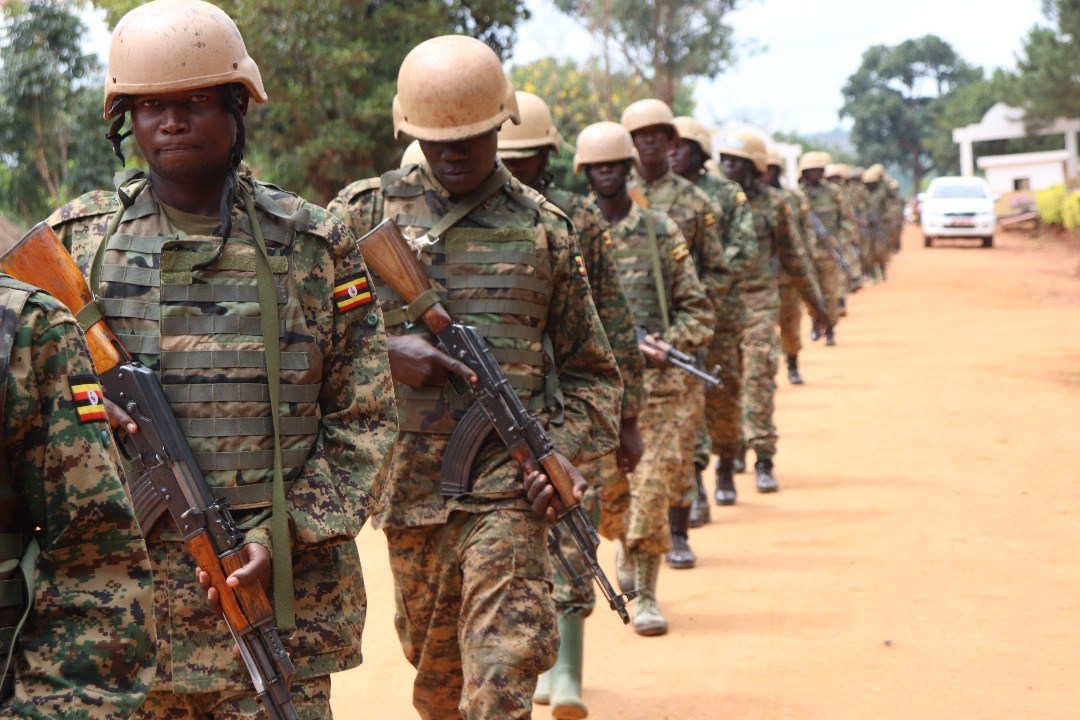 Why nobody can abuse a soldier and I remain silent – The